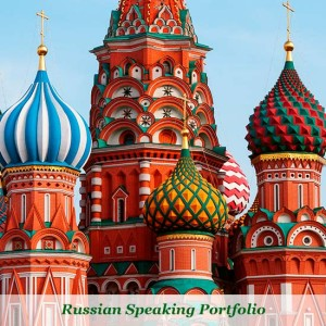 Seriously Fresh Media -russian speaking portfolio