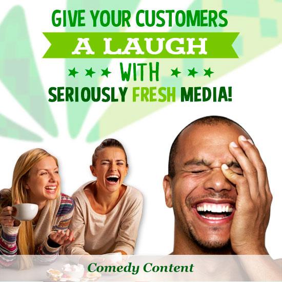 Comedy Content