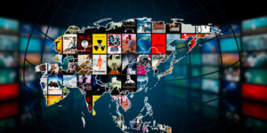 Asia Pacific to become world's largest subscription video-on-demand market and global SVOD market will double by 2022