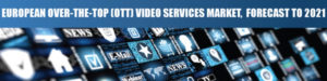 European OTT video revenue