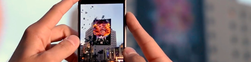 Augmented Reality: Immersive Apps